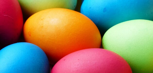 Indoor Tooth-Friendly Egg Hunt